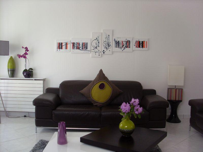 tableau abstrait xxl noir argent et orange tableau home deco de sabine nouaoui aux pays d adam. Black Bedroom Furniture Sets. Home Design Ideas